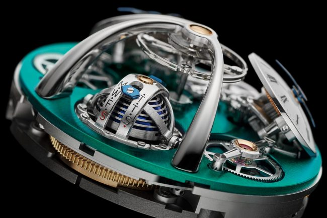 MB&F ReleMB&F Releases Two New 10th Anniversary Legacy Machine Watchesases Two New 10th Anniversary Legacy Machine Watches