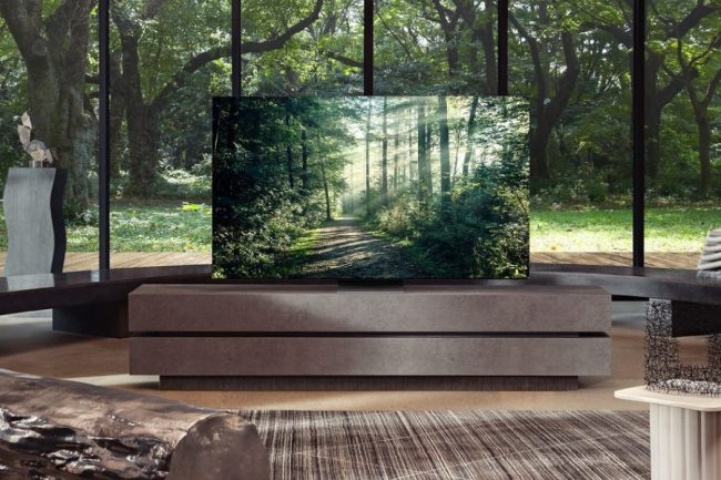 The Samsung 8K TV Prices Revealed and They're Quite Shocking