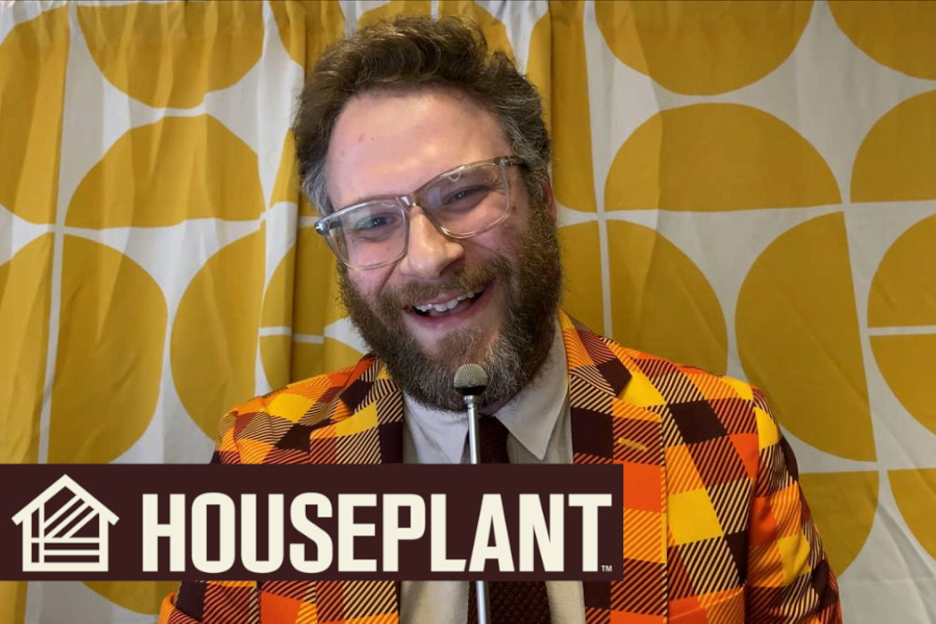 Seth Rogan Announces the Launch of His Cannabis Brand - Houseplant
