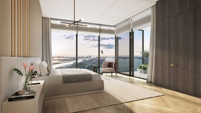 The Waldorf Astoria Miami Tower is a High-Rise Marvel
