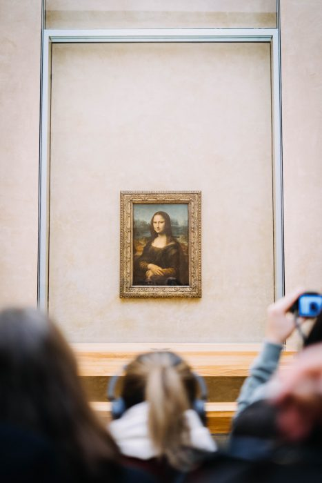 The Louvre Puts All the Art Collection Online for Free