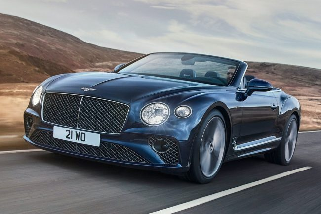 The 2021 Bentley Continental GT Speed Will Release in Australia Soon