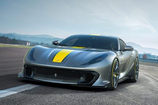 Here's Everything You Need to Know About the New Ferrari 812 Superfast