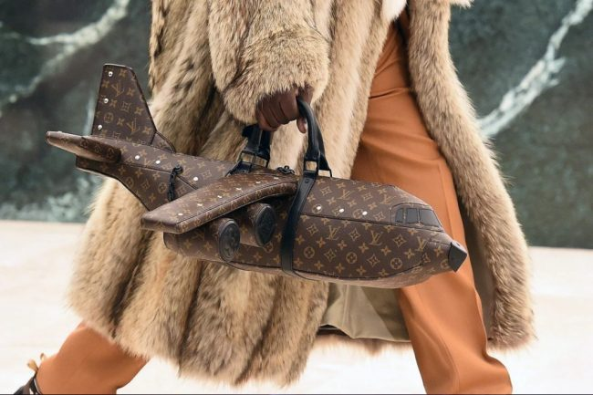 This Plane-Shaped Louis Vuitton Bag Costs More Than an Actual Plane