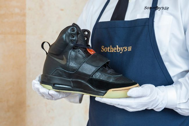 Kanye West's Nike Air Yeezy Prototypes to be Sold for Over AU$1.31M