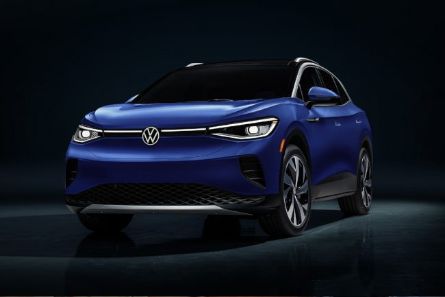 Volkswagen ID.4 Bags the 2021 World Car of the Year Award