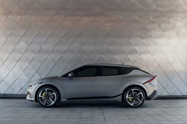 2022 Kia EV6 Will Be Soon Launched in Australia - All the Details Here