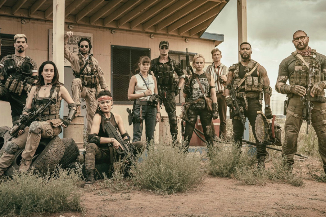 Army of the Dead Trailer - Netflix Unveils Snyder's Intense Zombie Movie