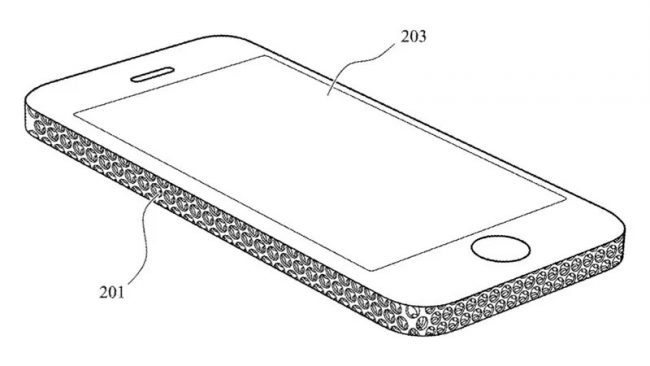 Apple Files Another Patent - Is a Cheese Grater iPhone on the Way?