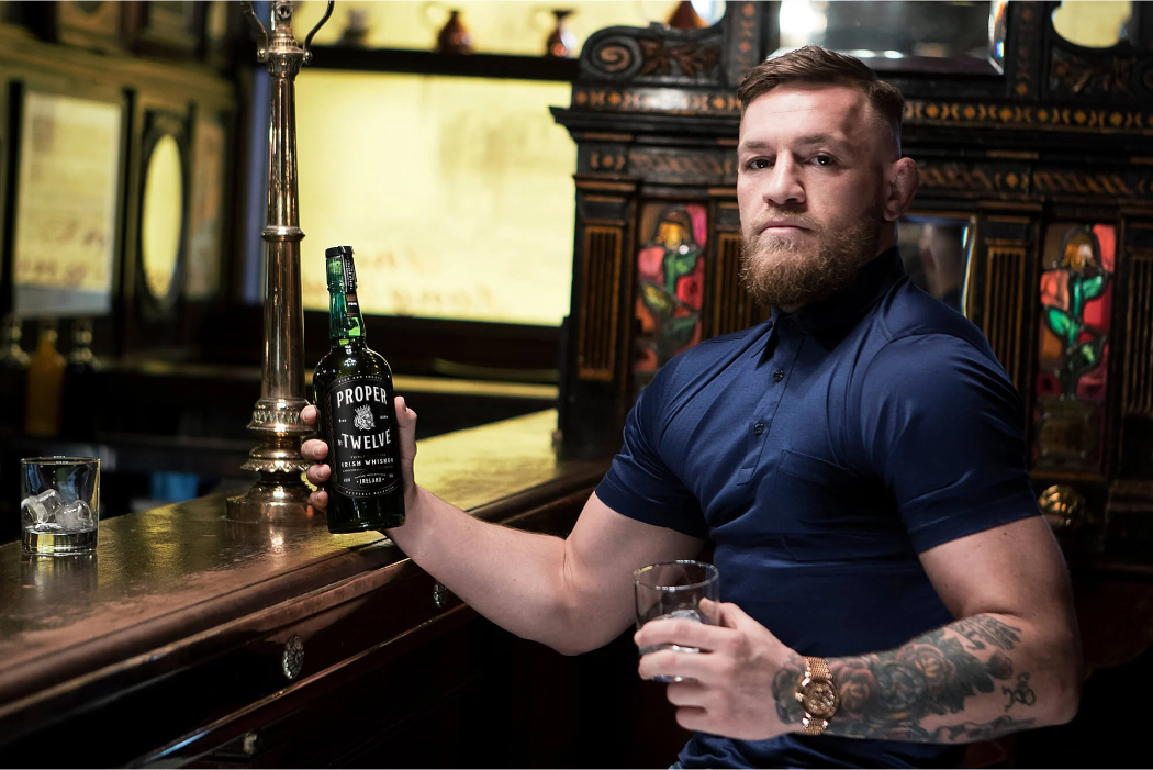 Conor McGregor Buys a Pub and Bars The Old Man He Attacked