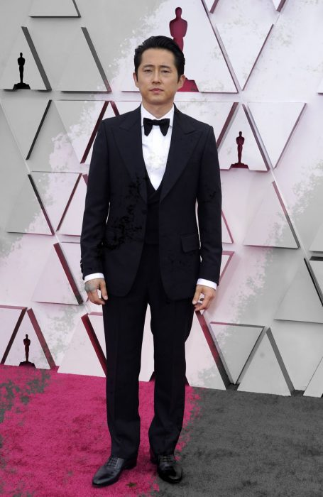 The Best Dressed Men Rocked the Oscars 2021 Red Carpet
