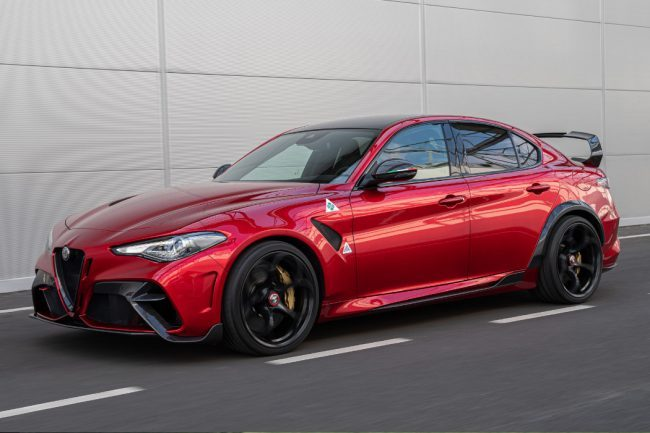 The 2021 Alfa Romeo Giulia GTA is Finally Coming to Australia