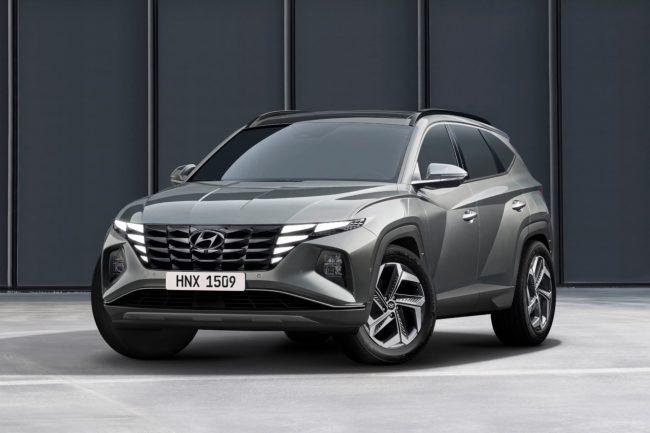 The New 2021 Hyundai Tucson Has Arrived
