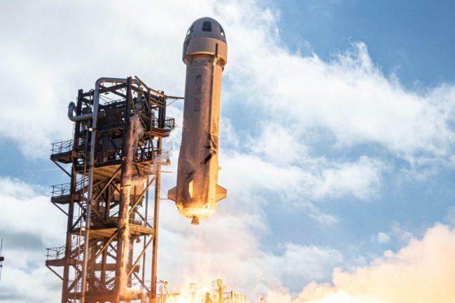 Blue Origin of Jeff Bezos Is Finally Kick-Starting Space Tourism