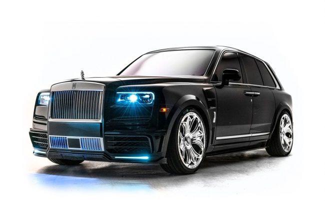 Drake's Custom Rolls-Royce Cullinan Is an Epic Work of Art