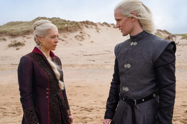 House of the Dragon: Official Photos of the GoT Prequel Released
