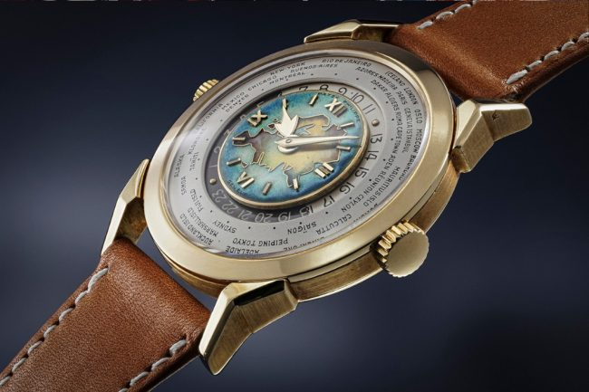 Rare Patek Philippe Watch Just Smashed These Two World Records