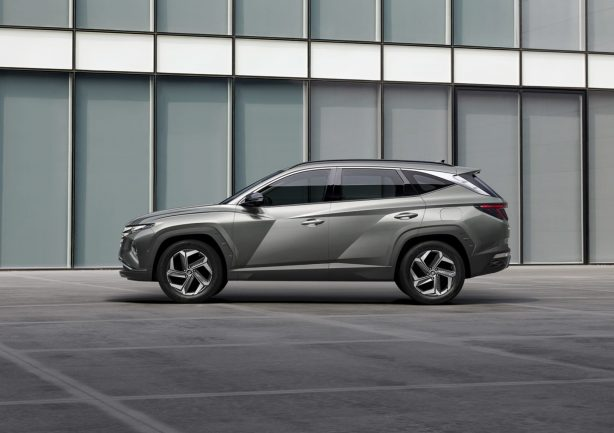 The New 2021 Hyundai Tucson Has Arrived