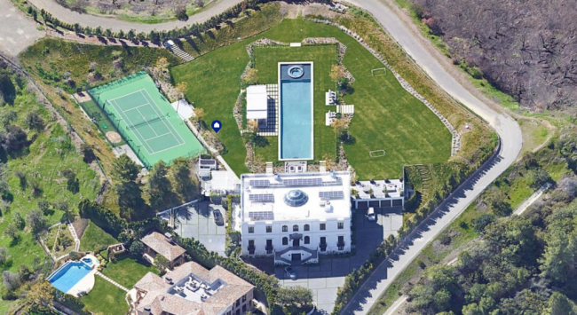 Anthony Davis Buys Bel Air Mansion for AUD 39.5 Million
