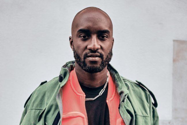 Virgil Abloh Wants to Design a Football Kit for Liverpool FC