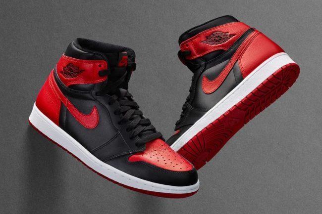The Air Jordan 1 Receives Federal Trademark Protection