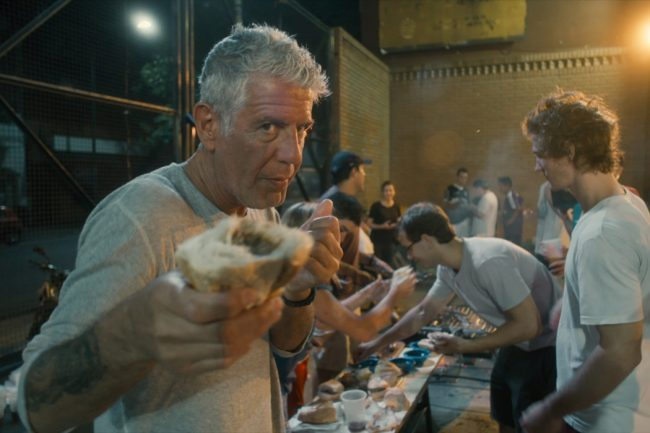 Anthony Bourdain Is Remembered in The First Trailer of 'Roadrunner' Doco