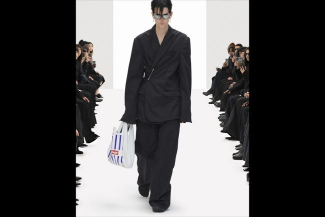Balenciaga is Turning Grocery Bags into Your Luxury Flex