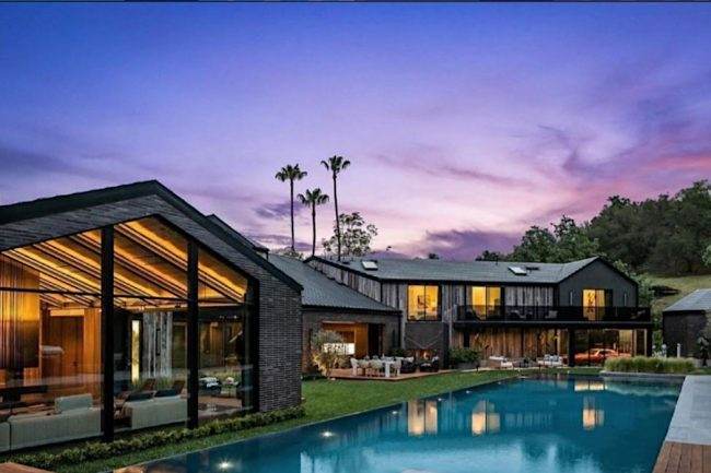 Ben Simmons Buys a AUD $23.3 Million Mansion in Hidden Hills