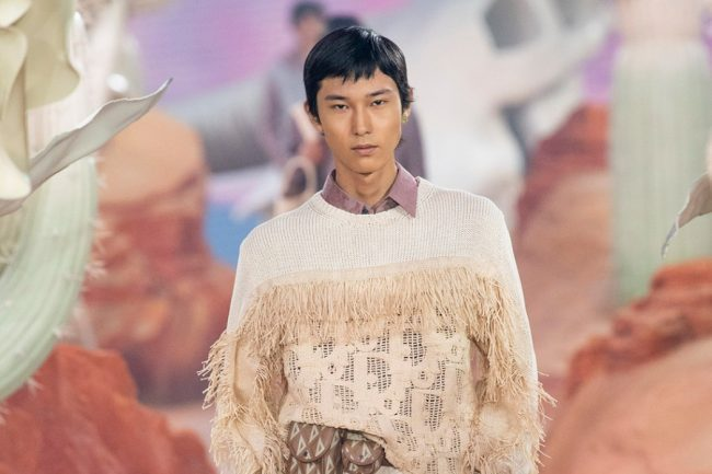 The Dior and Travis Scott Summer 2022 Menswear Collection Revealed