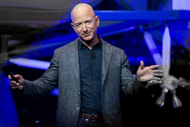 Jeff Bezos Steps Down as Amazon's CEO with AU$ 262 Billion Fortune