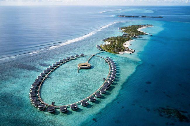 Ritz-Carlton Maldives - The New Luxury Resort is Now Open