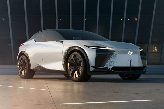 Lexus LF-Z - The Marques Concept Car is About to Become A Reality