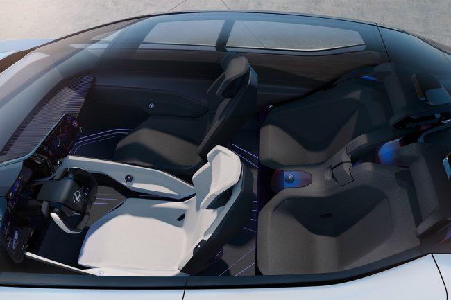 Lexus LF-Z - The Marque