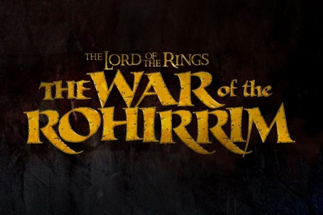 Lord of the Rings: The War of Rohirrim is the Works at New Line Cinema