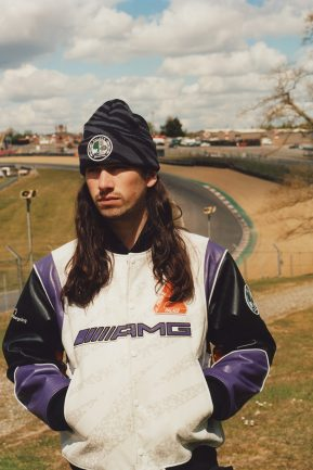 Palace Skateboards and Mercedes-AMG Collab Features Apparel and Car