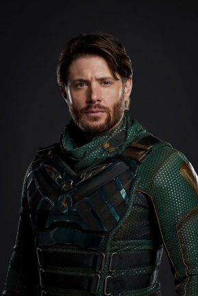The Boys Season 3 - First Full Look of Jensen Ackles