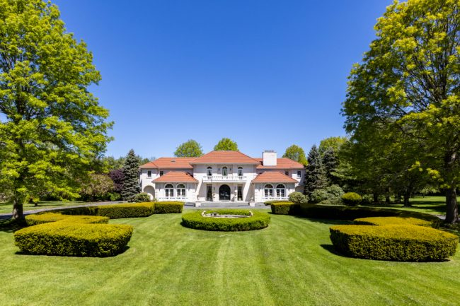 Famous Mansion From The Notorious B.I.G. Music Video Listed for Sale