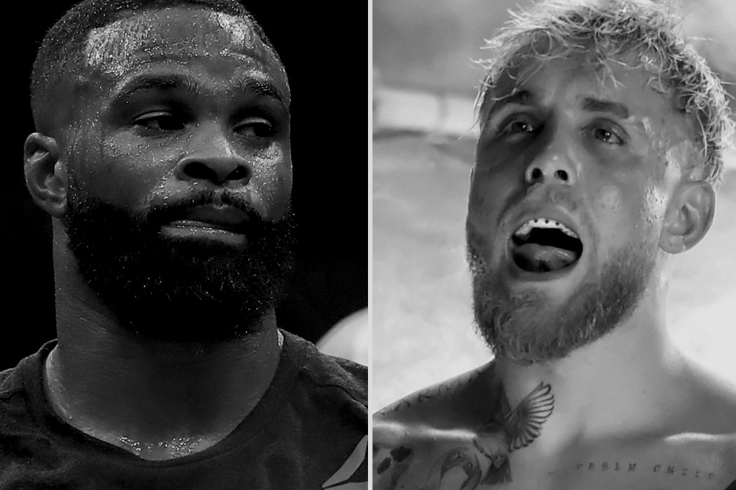 Jake Paul to Face Tyron Woodley in Upcoming Boxing Match