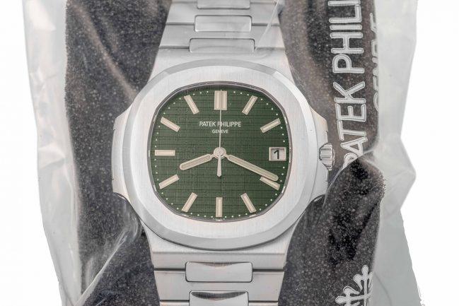 This Rare Patek Philippe Nautilus Timepiece Is Going On Auction