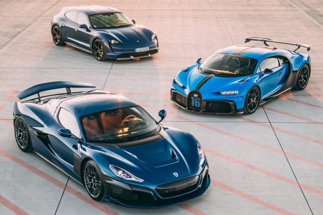 Bugatti-Rimac Merger Confirmed, Said To Be Worth Millions of Euros