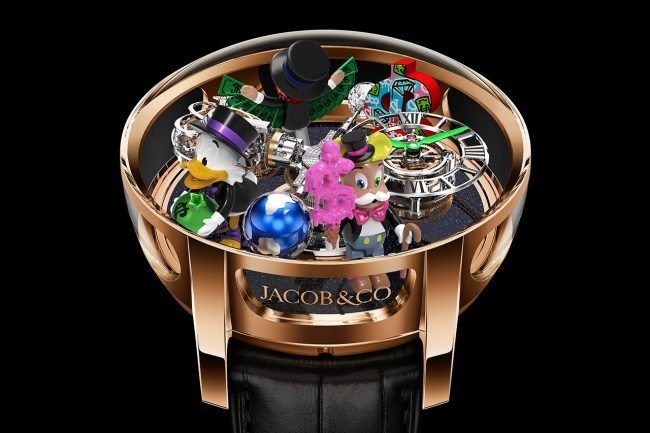Jacob & Co. and Alec Monopoly Launch the New Astronomia Alec Monopoly