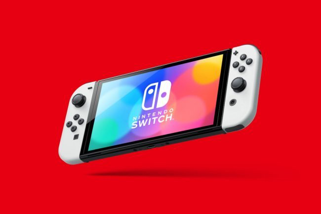 The New Nintendo Switch OLED - Here's What You Need to Know
