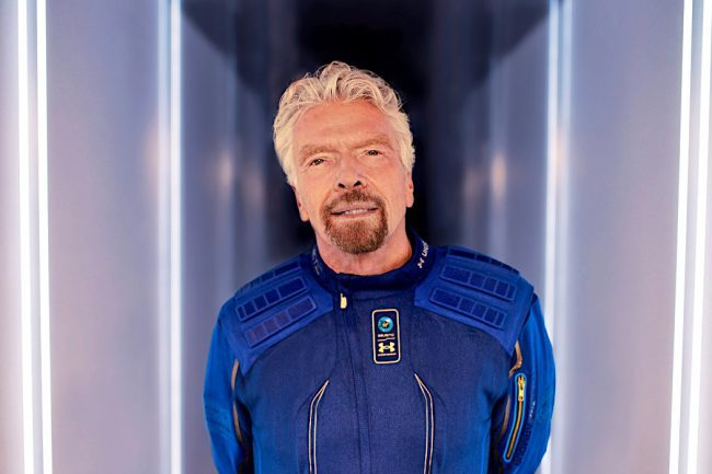 Richard Branson Will Become the First Billionaire In Space, Not Jeff Bezos