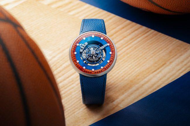 Kross Studio Unveils New Space Jam Tourbillon Timepiece