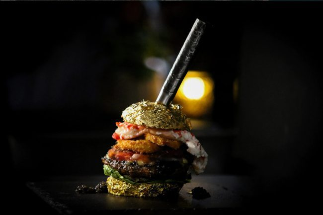 Here's What Makes the Most Expensive Burger on the Planet so Special