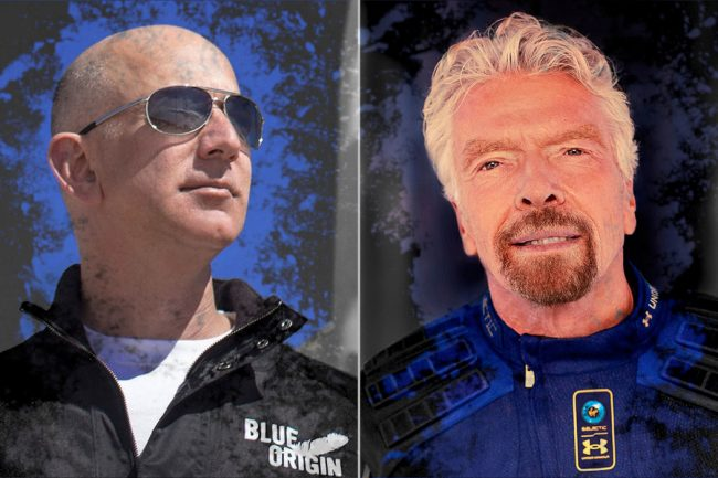 Neither Richard Branson nor Jeff Bezos Qualifies as an Astronaut Yet