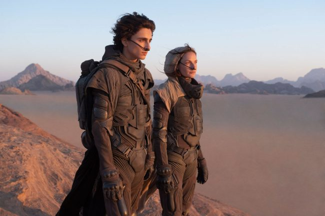 Dune Trailer: Second Trailer Proves that the Joyless Criticism Was Wrong