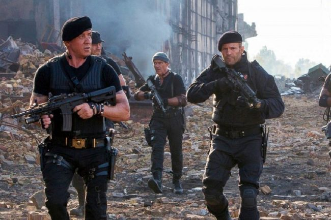 The Expendables 4 is Returning With More Stars Joining the Cast