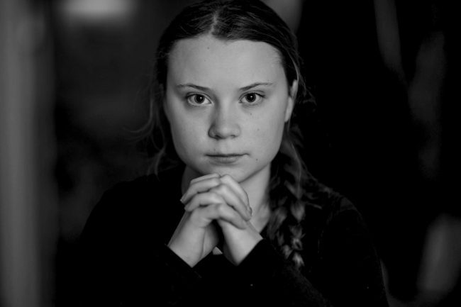 Greta Thunberg Just Called Out the Fashion Industry