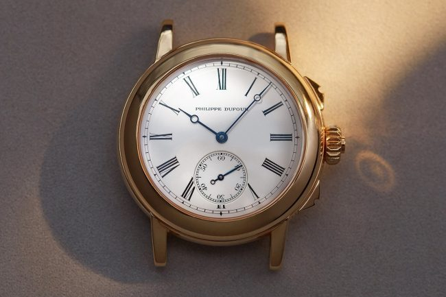 This Philippe DuFour Watch is the Most Expensive Individual Watch Ever